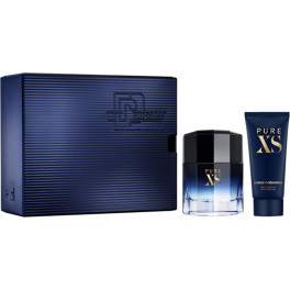 Paco Rabanne Pure Xs Men Edt 100ml Spray + Gel Ducha 100ml