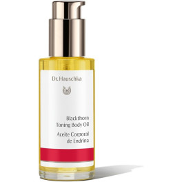 Dr. Hauschka Blackthorn Toning Body Oil 75 Ml Mujer