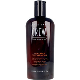 American Crew Light Hold Texture Lotion 250 Ml Hombre