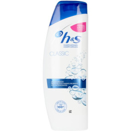 Head & Shoulders H&s Clásico Champú 360 Ml Unisex