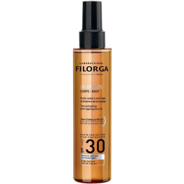 Laboratoires Filorga Uv-bronze Body Spf30 150 Ml Mujer