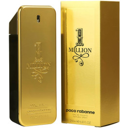 Paco Rabanne 1 Million Parfum Vaporizador 200 Ml Hombre