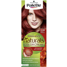 Palette Natural Tinte 6.88-rojo Intenso Mujer