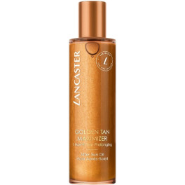 Lancaster Golden Tan Maximizer After Sun Oil 150 Ml Unisex