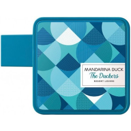 Mandarina Duck The Duckers Resort Lovers Eau de Toilette Vaporizador 100 Ml Unisex