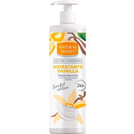 Natural Honey Vainilla Loción Corporal Dosificador 700 Ml Unisex