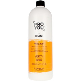 Revlon Proyou The Tamer Shampoo 1000 Ml Unisex