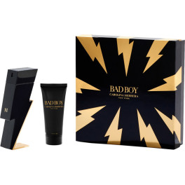 Carolina Herrera Bad Boy Lote 2 Piezas Unisex