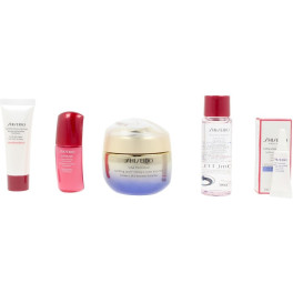 Shiseido Vital Perfection Uplifting&firming Cream Enriched Lote 5 Piezas Mujer
