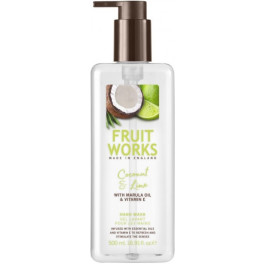 Fruitworks Hand Wash 500ml Coco&lime