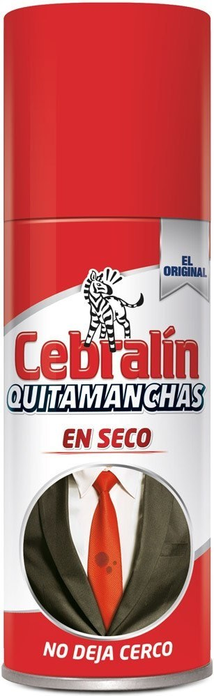 Cebralin Quitamanchas En Seco Spray 200 Ml Unisex