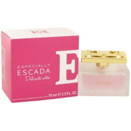 Escada Especially Delicate Notes Eau de Toilette Vaporizador 75 Ml Mujer