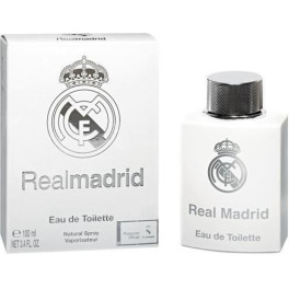Sporting Brands Real Madrid Eau de Toilette Vaporizador 100 Ml Hombre