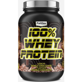 Fullgas 100% Whey Protein Concentrate Doble Chocolate 900g Sport