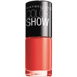 Maybelline Color Show Nail 60 Seconds 110-urban Coral Mujer