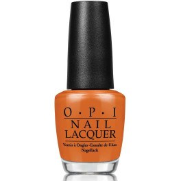 Opi Nail Lacquer Freedom Of Peach Mujer