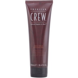 American Crew Firm Hold Styling Gel 250 Ml Hombre