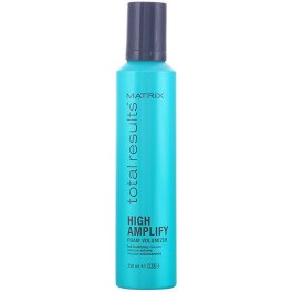 Matrix Total Results High Amplify Foam Volume 250 Ml Unisex