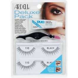 Ardell Kit Deluxe Pack 110 Lote 3 Piezas Mujer