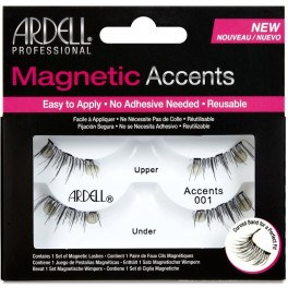 Ardell Magnetic Accent Lash 001 Mujer