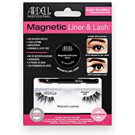 Ardell Magnetic Liner & Lash Accent  Liner + 2 Lashes Unisex