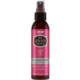 Hask Keratin Protein 5-in-1 Leave-in Spray 175 Ml Unisex