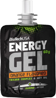 BioTechUSA Energy Gel 60 gr
