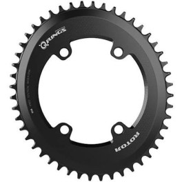 Rotor Aero Round Ring Bcd110x4 50t 34 Outer Negro