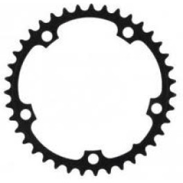 Rotor Chainring C 34t - Bcd110x5 - Inner - Negro