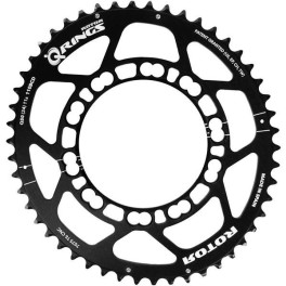 Rotor Chainring Q 50t - Bcd110x5 - Outer - Negro - No Aero