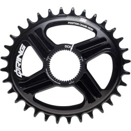Rotor Q Rings Dm Oval Chainring Q26t Negro