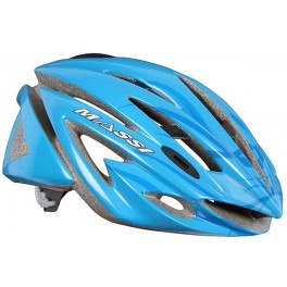 Massi Casco Carbon Azul