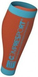 Compressport Perneras R2 v2 - Naranja