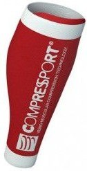 Compressport Perneras R2 v2 - Rojo