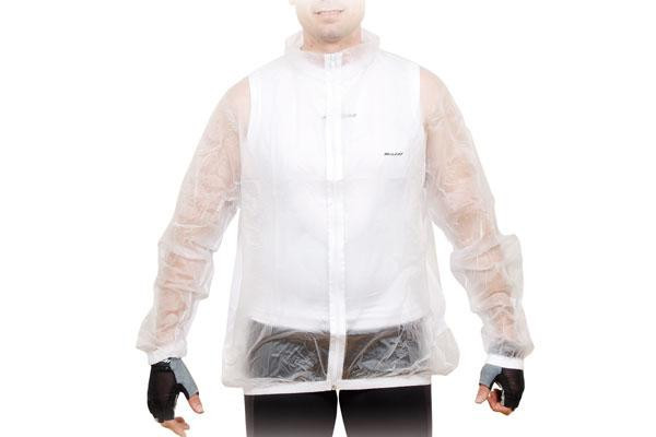 Massi Impermeable Transparente T-xl