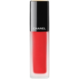 Chanel Rouge Allure Ink Le Rouge Liquide Mat 164-entusiasta 6 Ml Mujer