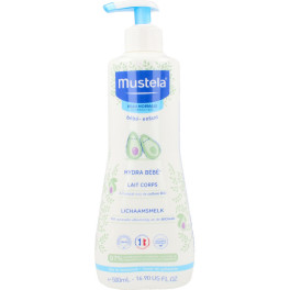Mustela Hydra Bebe Body Milk 500 Ml Unisex