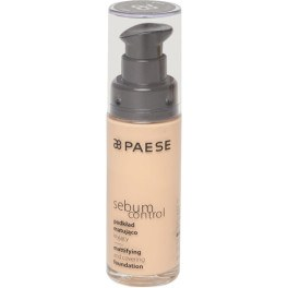 Paese Sebum Control Mattifying And Covering Foundation 404 Unisex