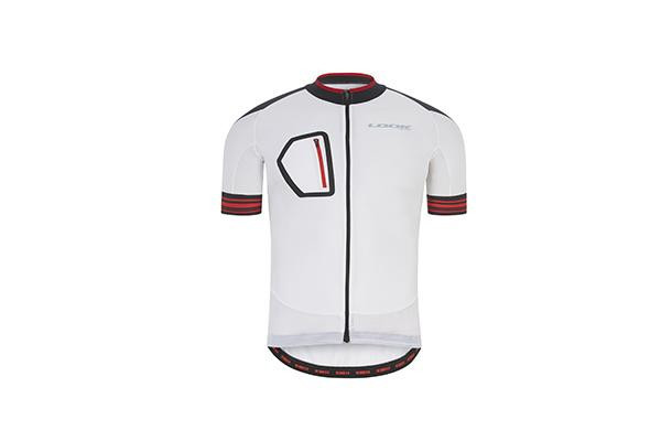 Look Maillot Ultra Negro/blanco T-m