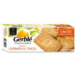 Gerblé Galletas Germen de Trigo